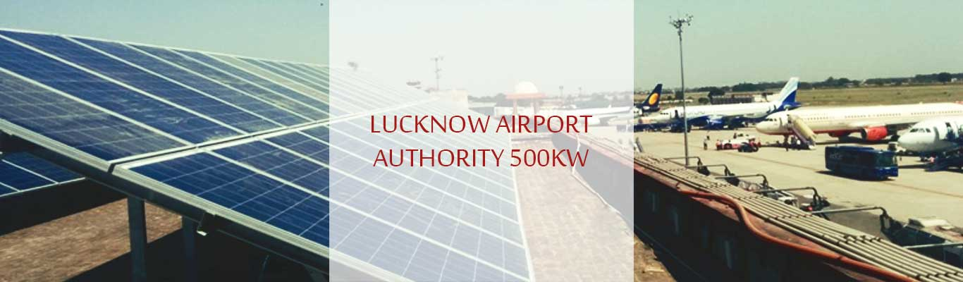 solar PV Plant in lucknow